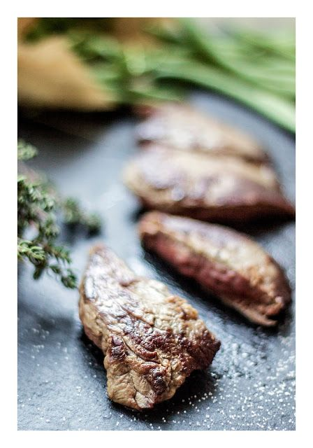 Perfect beef steak