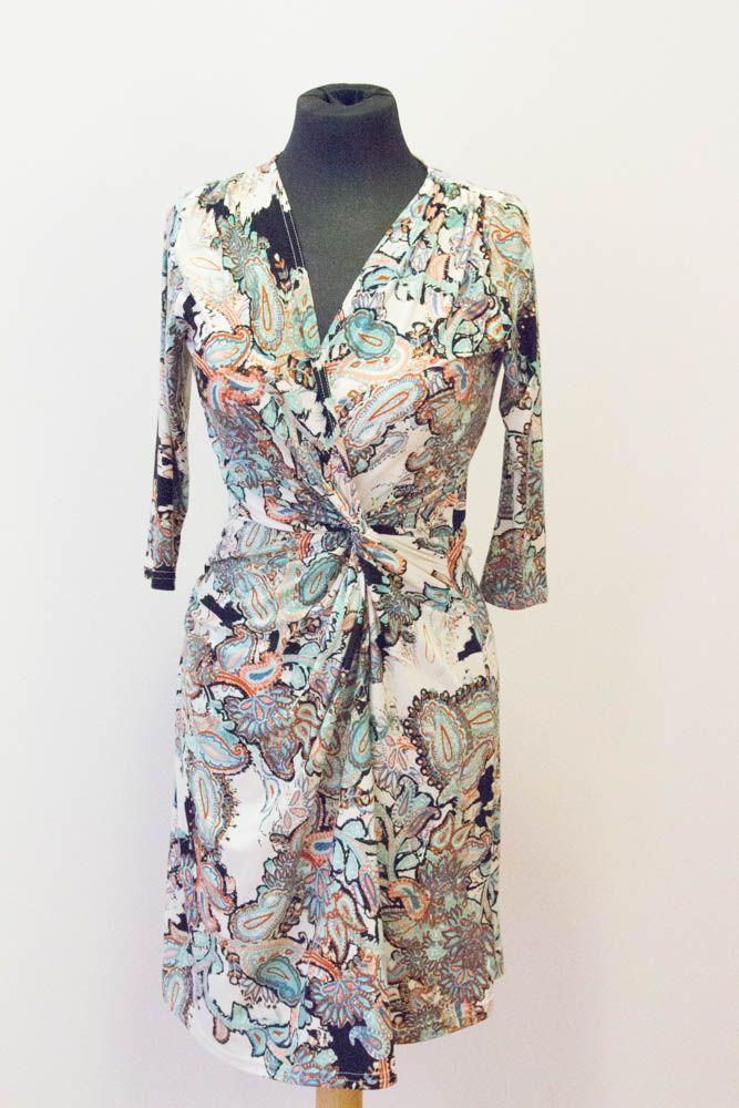 Jadeblue kjole