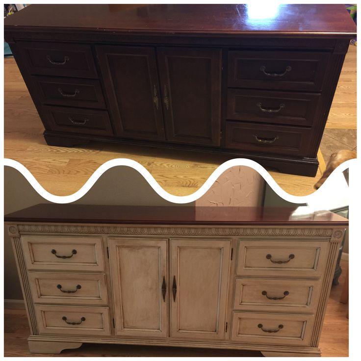 valspar chalk paint annie sloan clear wax once dry i used valspar antique wax sometimes. Black Bedroom Furniture Sets. Home Design Ideas