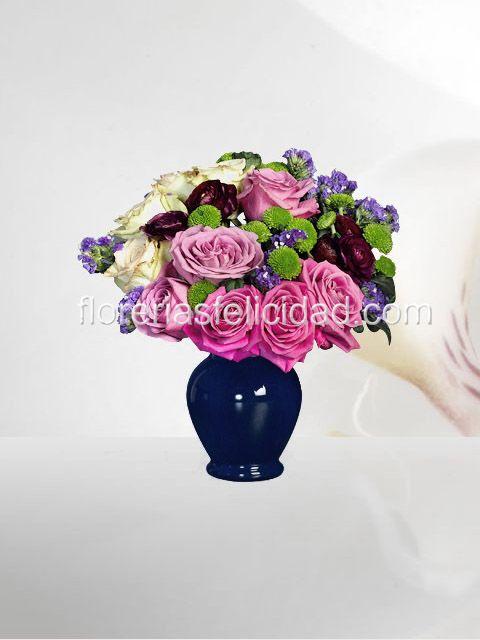 Arreglos florales para hombre - Flores a Domicilio | Florerias DF