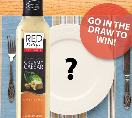 What's your favourite meal to dish up on Australia Day? Tell us to go in the draw to win a 2 x $50 Kitchenware vouchers and 1x 5 bottles of Red Kellys Tasmania's Caesar dressing - it's as easy as 1,2, 3! In the comments below: 1. Name your meal  2. Name which Red Kellys Tasmania dressing would dress up this meal 3. 'Tag' 2 friends/family members who you will enjoy this meal with (@joebloggs)