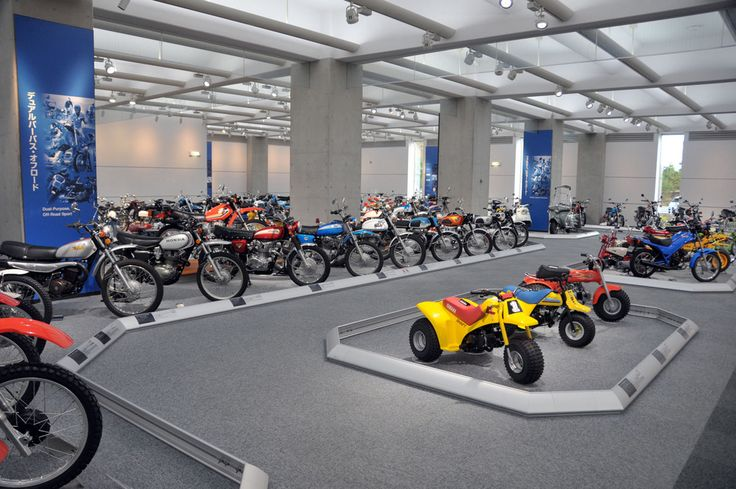 Photo: Picture 5 - Honda showcases heritage at Honda Collection Hall museum | Old Motorcycles ...