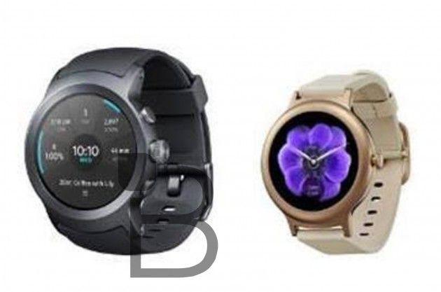 Η πρώτη φωτογραφία από τα LG Watch Sport και LG Watch Style είναι γεγονός