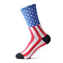 2016 Populares sapatos de skate meias sem meias toalha rua restaurar antigas formas da bandeira Americana(China (Mainland))