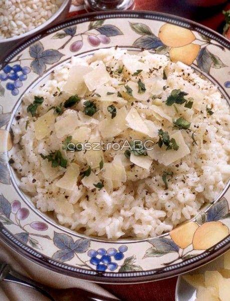 Pezsgős, korianderes rizs | Receptek | gasztroABC