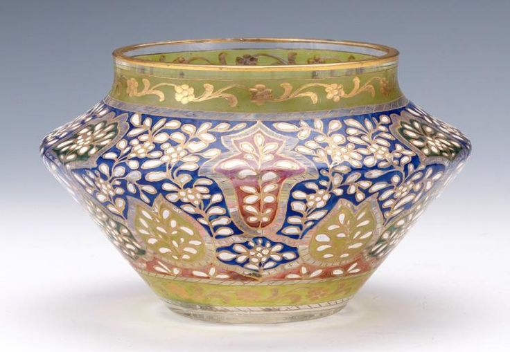 Buy online, view images and see past prices for 18 Century Mamluk Glass Bowl, Egypt or Syria. Invaluable is the world's largest marketplace for art, antiques, and collectibles.