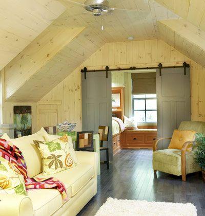 18 best Bonus room images on Pinterest   Attic spaces, Bonus room ...