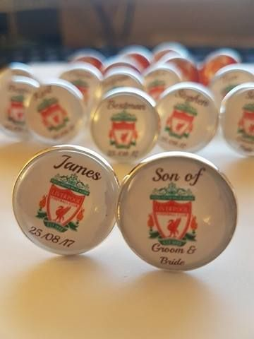 custom made for the Liverpool fan