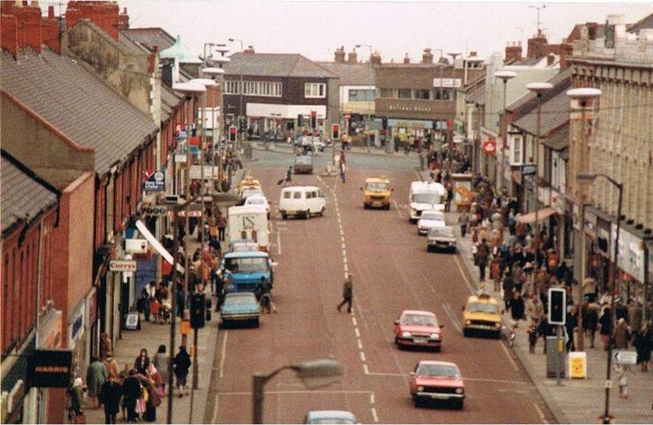 Station Road,Ashington,Northumberland - old school