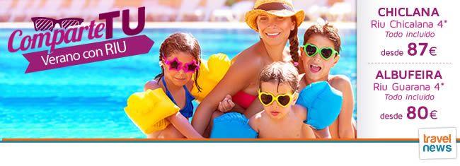 Ofertas de viajes en www.viajesviaverde.es: Vacaciones familiares al mejor precio