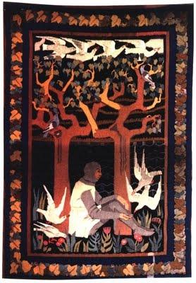 Wanda Bibrowicz (1878-1954) textile