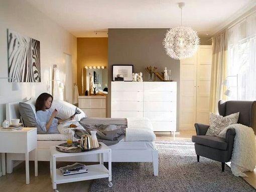 17 mejores ideas sobre marcos de cama de matrimonio en - Ikea muebles habitacion ...