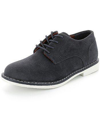 Nette schoenen met leren zool Kinderkleding jongens 20,00€ Kiabi.nl