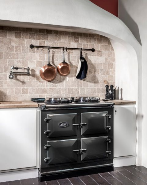 Amazing Officeel Erkend Verkooppunt Benelux Aga La Cornue Falcon With Moderne Decoratie Het Fornuis