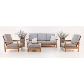 St. Tropez Teak Outdoor Furniture Collection