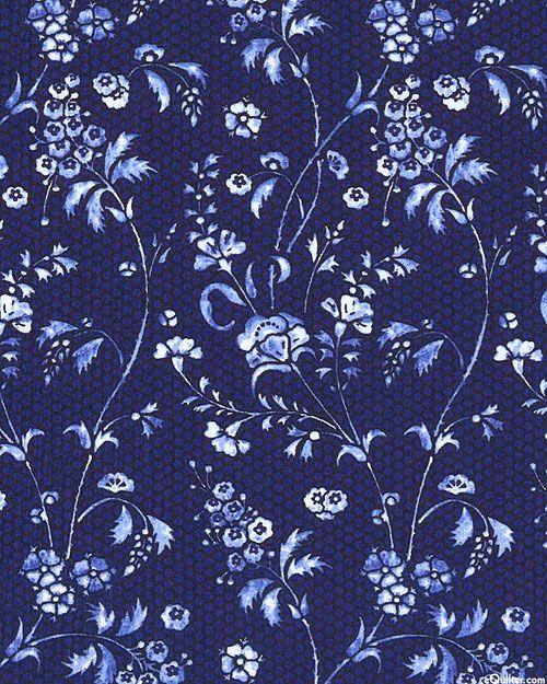 Bohemia - Indigo Expressions - Indigo Blue