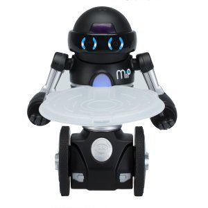 WowWee MiP Robot RC Robot with LED Eye The MiP has an inquisitive and responsive personality. This is communicated through motion, sounds, and RGB LED eyes. http://awsomegadgetsandtoysforgirlsandboys.com/mens-toys-gadgets/ WowWee MiP Robot RC Robot with LED Eye