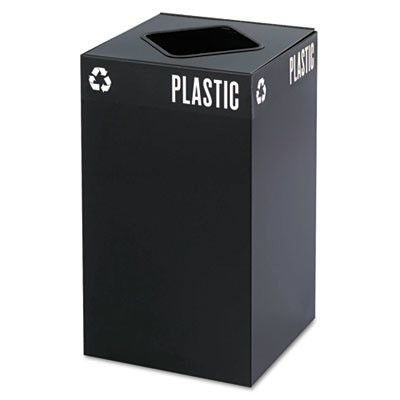 Safco Products Public Square Industrial Recycling Bin & Reviews | Wayfair