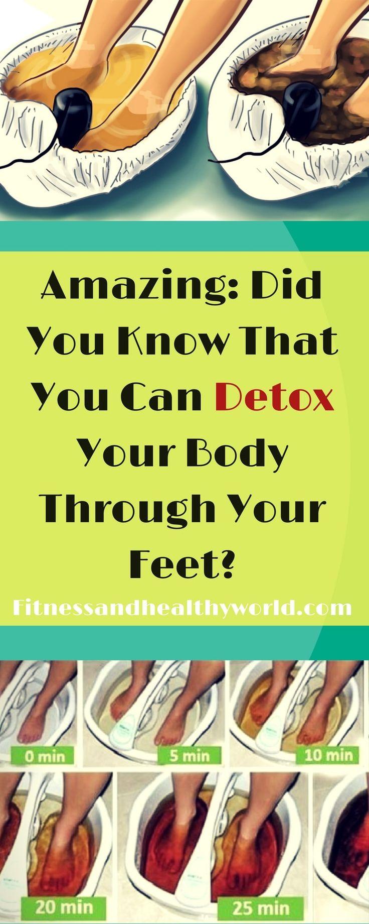 #detox#body#health#feet#toxins