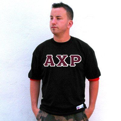 Alpha Chi Rho Fraternity Jersey - Eagle T1239 - TWILL