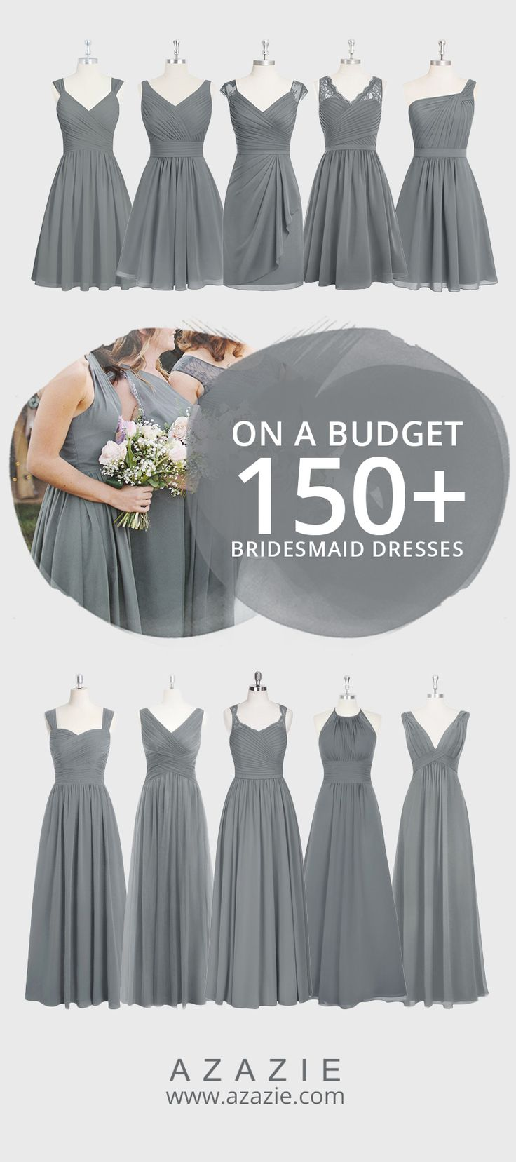Azazie is the online destination for special occasion dresses. Our online boutique connects bridesmaids and brides with over 400 on-trend styles, where each is available in 50+ colors.