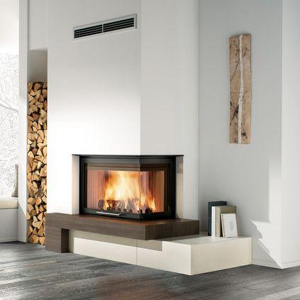 CM P05, Caminetti a Legna ad aria calda ventilata | Caminetti Montegrappa