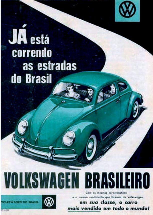 Imprensa Volkswagen | Seis décadas de história da propaganda da Volkswagen do…                                                                                                                                                                                 Mais