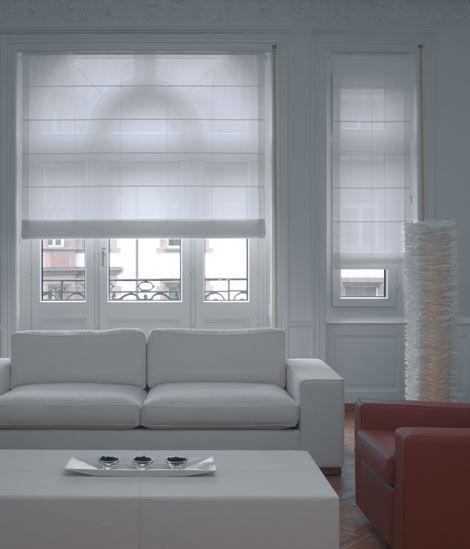 Silent Gliss Schweiz > Foto Galerie > Raffvorhang-Systeme