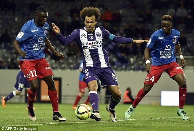 Sunderland eye summer swoop for Toulouse striker Martin Braithwaite
