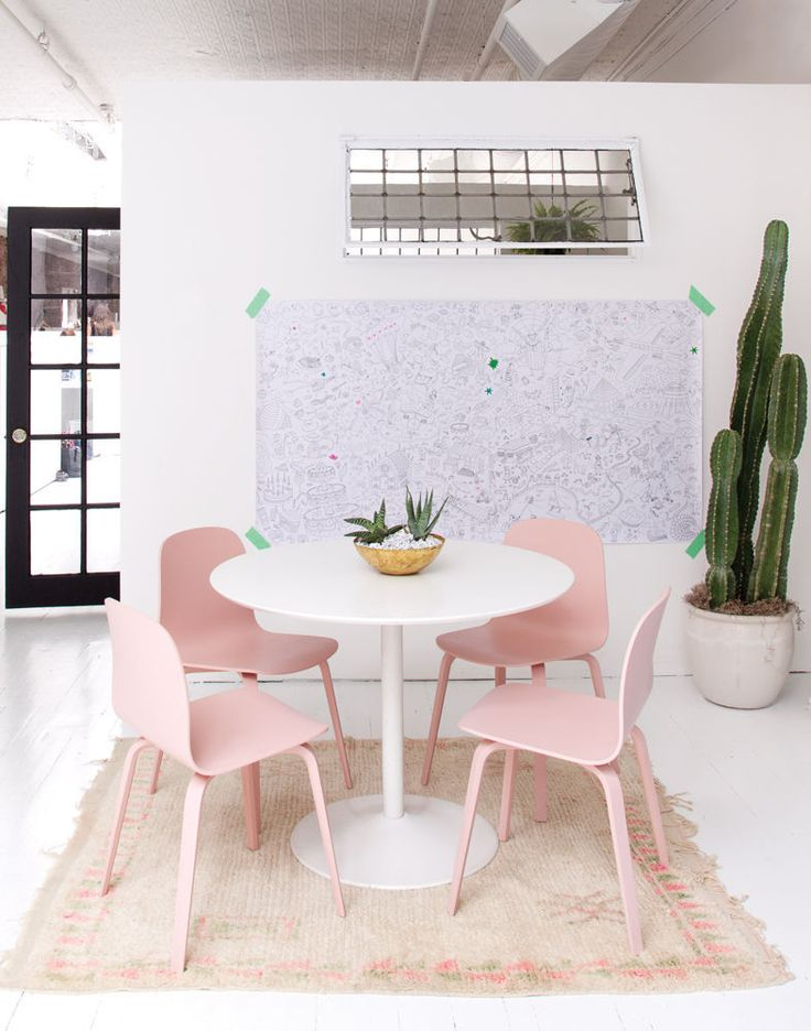 Best 25+ Pink Dining Rooms Ideas On Pinterest | Pink Dining Room Paint, Pink  Dining Room Furniture And Front Rooms