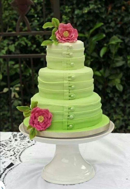 92 besten Original Wedding Cakes Bilder auf Pinterest