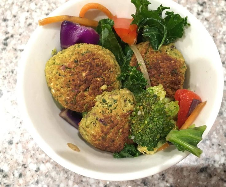 Recipe Baked Cauliflower Falafel by rjskbrown - Recipe of category Main dishes - vegetarian