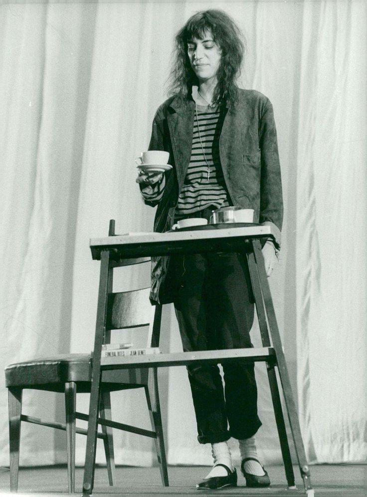 patti smith 1979 -