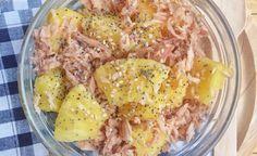 Piña y atún, una fórmula mágica para rebajar 4 kilos en 1 semana ¡Mira el menú! | Adelgazar - Bajar de Peso