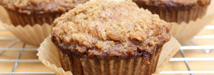 Lemon Amish Friendship Bread Muffins