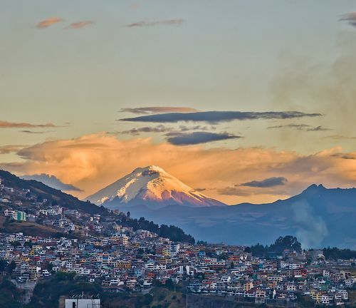 #Quito, #Ecuador: The Most Beautiful City In South America?   Huffington Post - July 2, 2013. Photo: Suzan Haskins and Dan Prescher