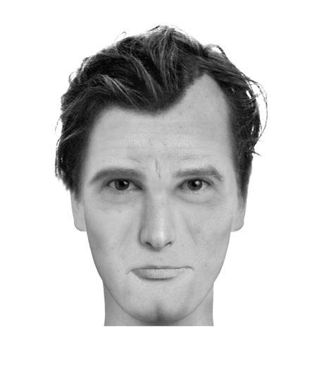 Police Sketches of famous book characters