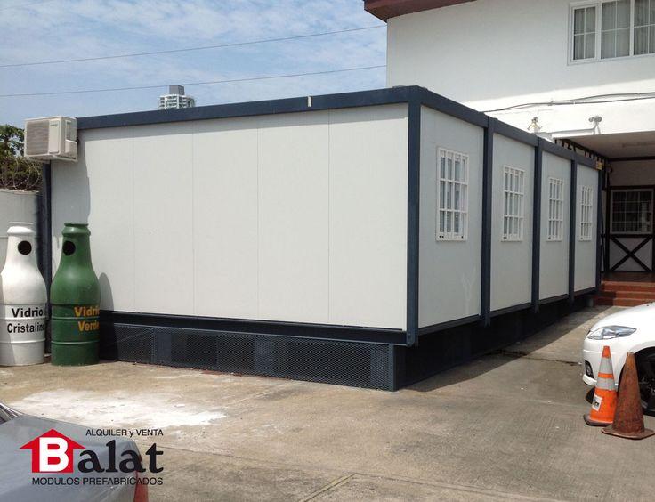 Best 25 construccion modular ideas on pinterest construccion de casas prefabricadas - Balat modulos prefabricados ...