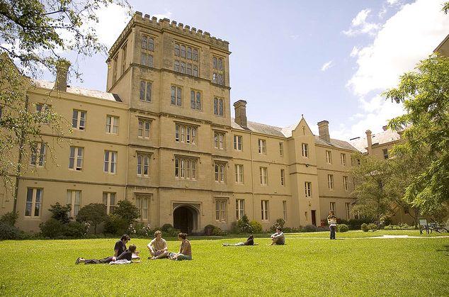 College Quad