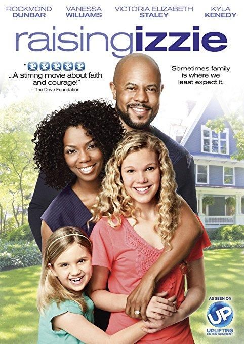 Rockmond Dunbar & Vanessa Williams & Roger M. Bobb-Raising Izzie