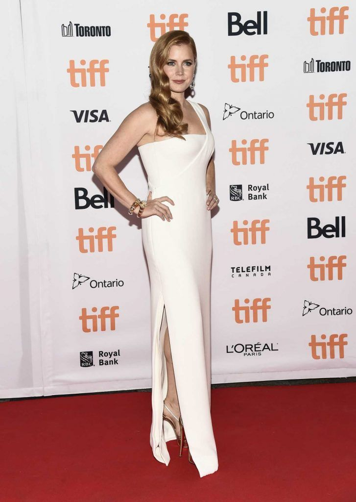 Amy Adams at the Nocturnal Animals Premiere During Toronto Film Festival-3