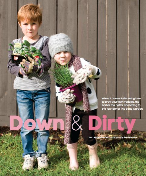down and dirty - text: Amadis Lacheta, photography: Roma Samuel