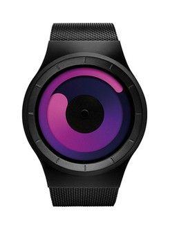 Наручные часы Mercury Black - Purple Ziiiro