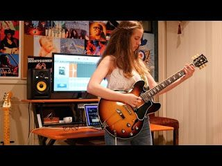 Ayla Real: Hey Joe- Guitar Cover   Thanks for watching my video! My name's Ayla and I'm a 15 year old guitarist from Canada. Here's a little clip of me jamming some Hendrix that I posted on my Instagram a few weeks ago. For those wondering why I'm not using my strat I just felt inspired to use this guitar when I was recording. Jimi wouldn't have wanted me to sound just like him anyways haha! All recording editing filming and playing done by me but of course all rights go to the otherworldly…