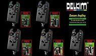 Delkim EV Plus Alarms + FREE Solar Hanger *All Colours in Stock*