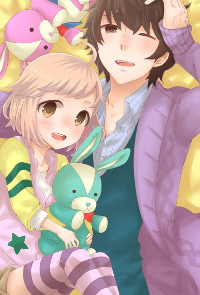 Masaomi Brothers Conflict