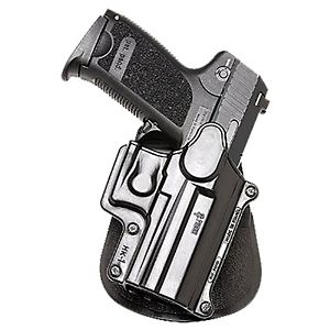 Fobus USA MAK1 Paddle Holster - HK USP Compact 9MM/40/45; S&W