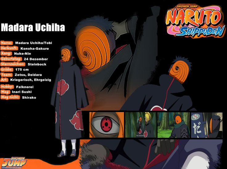 81 Best Images About Naruto Info On Pinterest