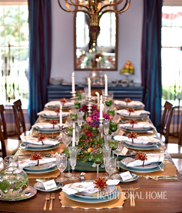 128 Best Tablescapes Images On Pinterest | Traditional Homes, Table  Settings And Tablescapes