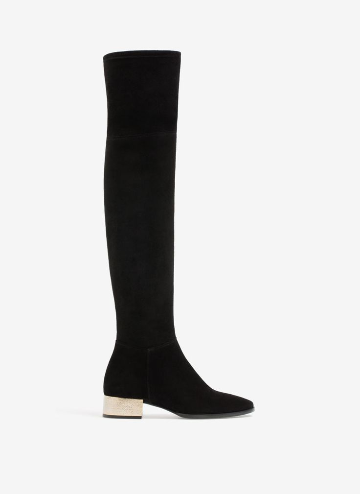 High-heel boots - View all - New in - Uterqüe United Kingdom